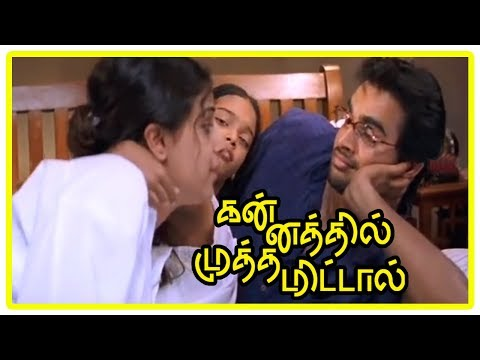 Kannathil Muthamittal Tamil Movie Scenes | Simran patches up with Keerthana | Mani Ratnam