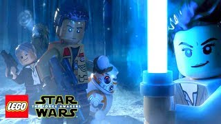 Lego Star Wars: The Force Awakens Gameplay Xbox One X - Mission 1