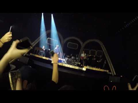 Lukas Graham at the Lotto Arena part 1 [Go Pro Footage]
