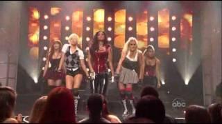 Pussycat Dolls - Bottle Pop Live At  New Year