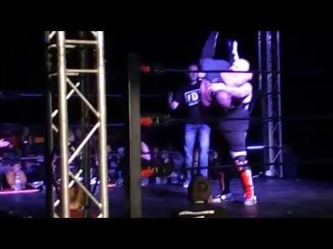 Superstar Wrestling - Main event complet