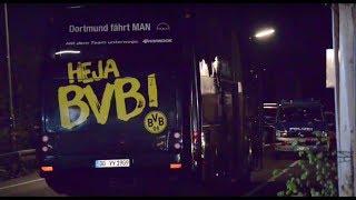 Drei Explosionen in der Nähe des Mannschaftsbusses des BVB