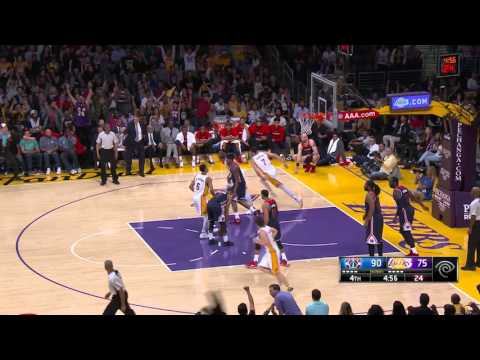 Top 5 NBA Plays: March 27th