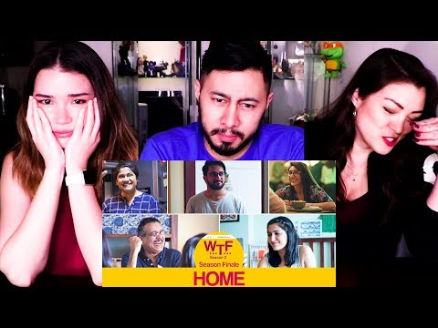 WHAT THE FOLKS S02E06: Home (Finale) | Reaction!