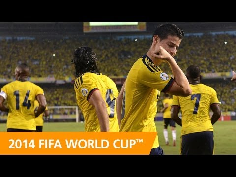 """World Cup Team Profile: COLOMBIA"""