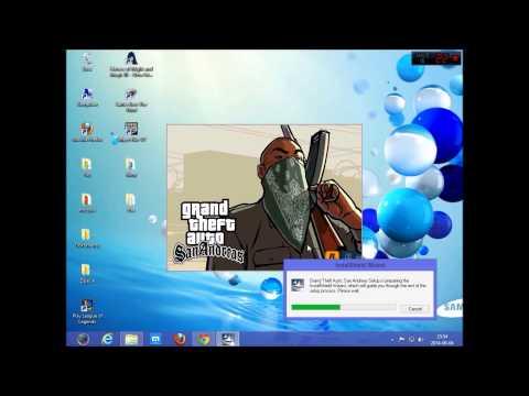 Skąd pobrać i jak zainstalować #1 - GTA San Andreas: Witajcie w pierwszym poradniku na tym kanale. Dziś zaprezentuje wam skąd pobrać i jak zainstalować GTA Sa! Zapraszam do oglądania! Potrzebne linki: Gta SA - http://adf.ly/rlcFk Utorrent - http://adf.ly/rn1Ac WinRar - http://adf.ly/rn1Ms Crack -http://adf.ly/1h4C4O  (Klikasz w download i wypakowujesz do folderu z grą)