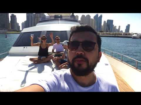 Luxury Yacht Rental and tours in Dubai Marina UAE Yacht parties