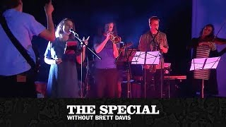 "Tredici Bacci ""Promises, Promises"" (Burt Bacharach cover) on The Special Without Brett Davis"