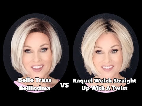 belle-tress-bellissima-vs-raquel-welch-straight-up-with-a-twist- -comparison