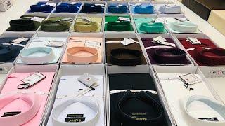 Branded Cotton Plain Shirts Series (By -Bajson Shirts) (Episode 1) thumbnail