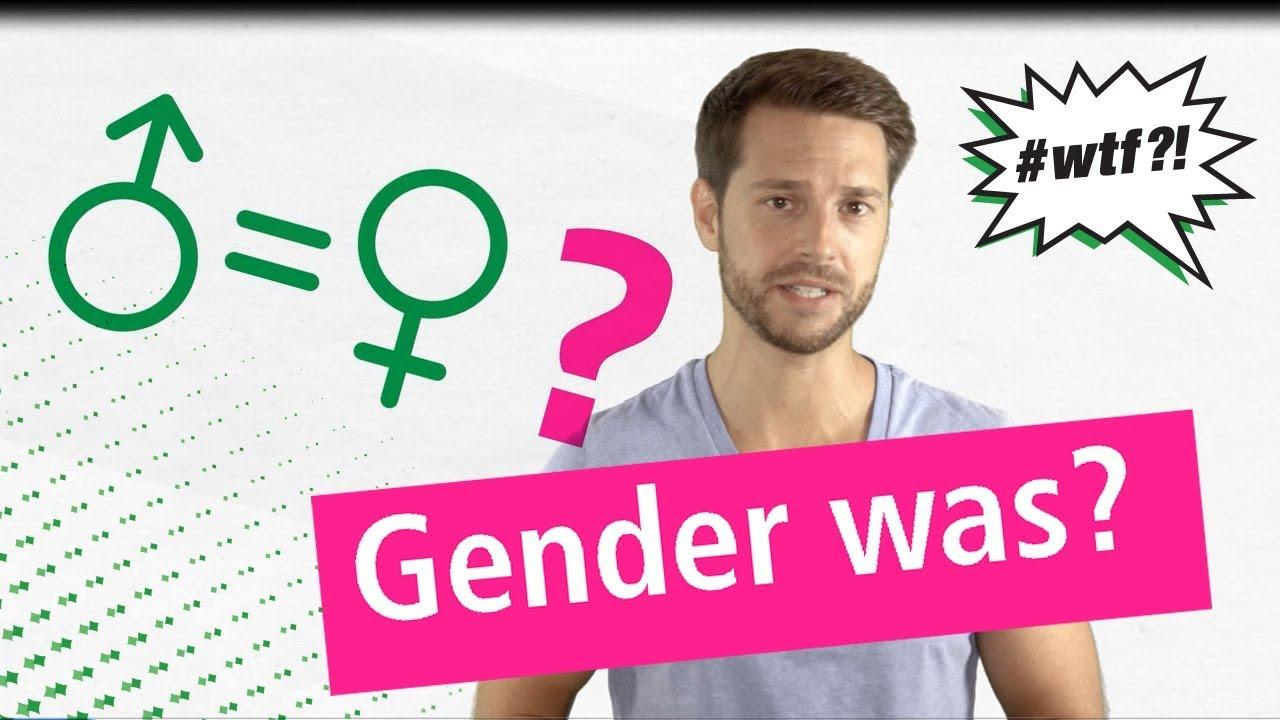 Youtube Video: Gender was? Wie sieht es aus mit der Gleichberechtigung in Deutschland? Mirko Drotschmann erklärt es