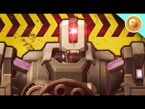 NO ONE IS SAFE! - Overwatch Bastion 2.0 Gameplay