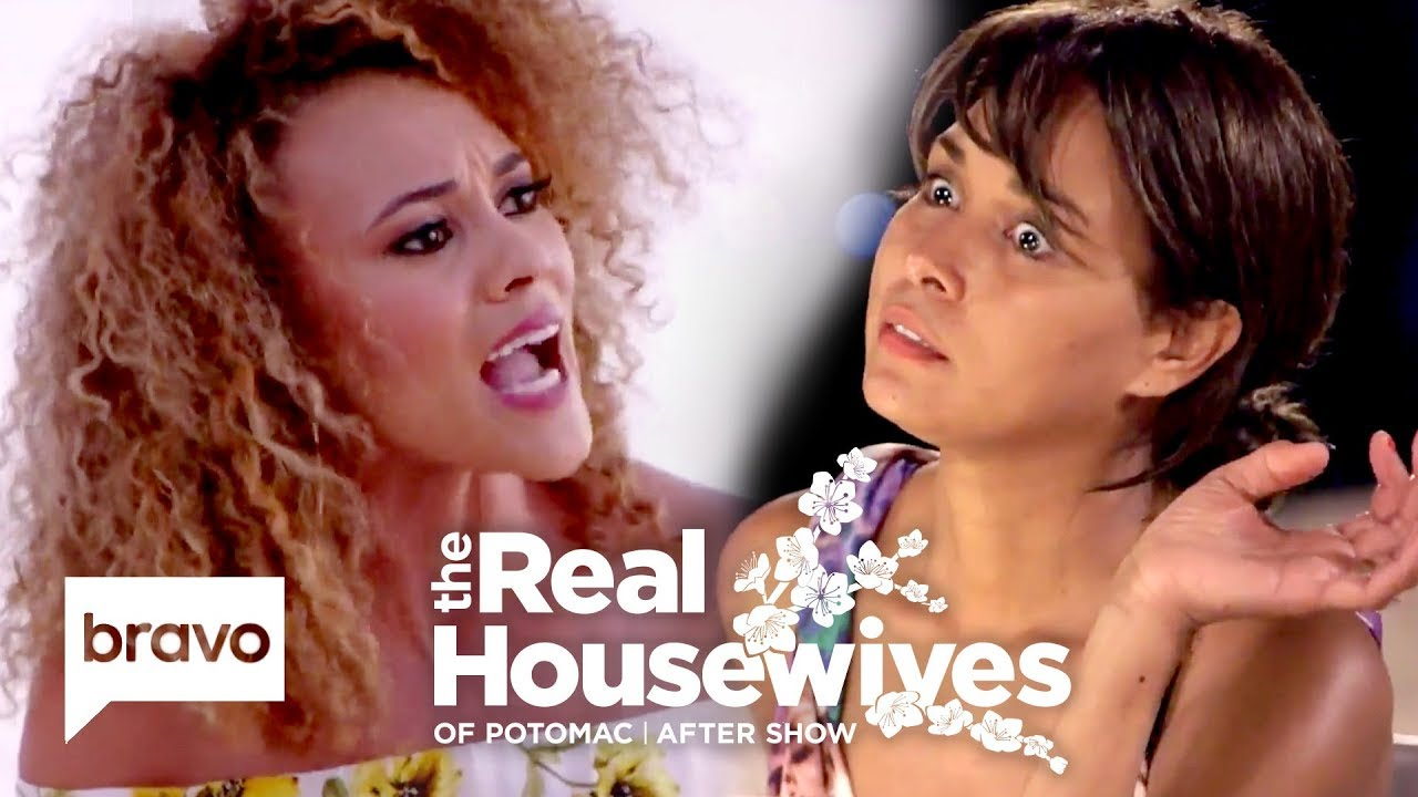 Download Ashley Darby Can't Believe She Ever Trusted Katie Rost | RHOP After Show (S4 Ep15)
