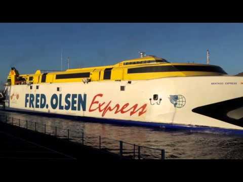Fred Olsen Express - Gran Canaria (Agaete)