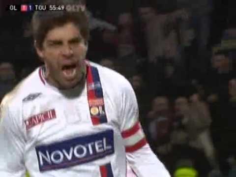 Lyon - Toulouse j20 L1 2007/2008 (13/01/08)