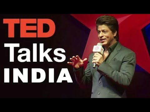 Shah Rukh Khan Interview : Talks About Ted Talks India, Personal Life, Kids, Aamir Khan, Salman | HD