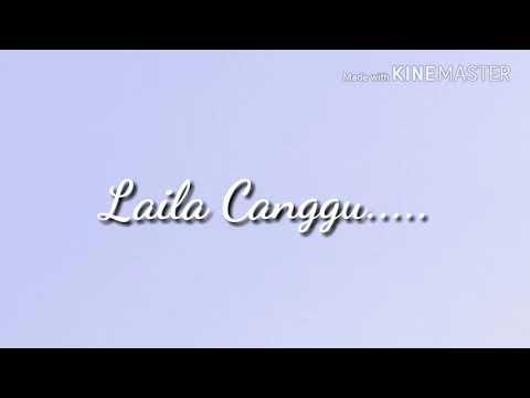 Lirik lagu laila canggung - lesty da academy asia