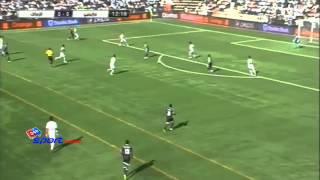 هدف مباراة مازيمبي 1-0 الزمالك دوري أبطال أفريقيا (2014/6/8)