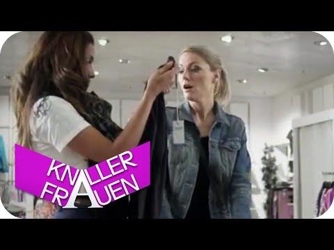 Shoppen [subtitled] | Knallerfrauen mit Martina Hill