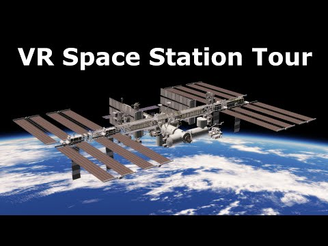 VR Guide To The International Space Station