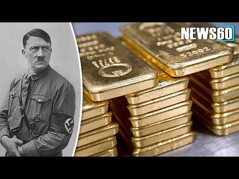 British treasure hunters 'find 'Nazi gold' near Iceland