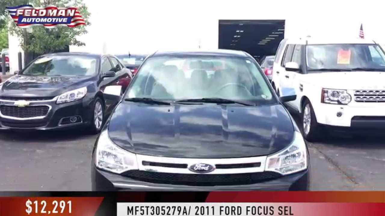 Ford Focus Novi Michigan MF5T A