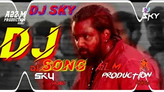 DJ SONG POGARU | KARABUU DJ REMIX SONG | 🔥DHRUUVA_SARJA |💥 DJ SKY HUBLI + 🔴A2Z M PRODUCTION HUBLI