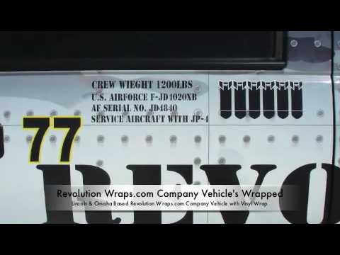 Omaha and Lincoln Vehicle Wraps & Fleet Graphics