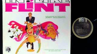 Jerry Goldsmith - In Like Flint - Where The Bad Guys Are Gals