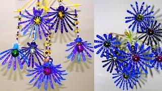 Plastic bottle wind chime - Plastic bottle craft videos - Plastic bottle craft ideas