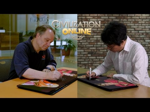 Civilization Online (KR) - Sid Meier and Jake Song interview