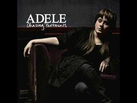 Adele    Chasing Pavements