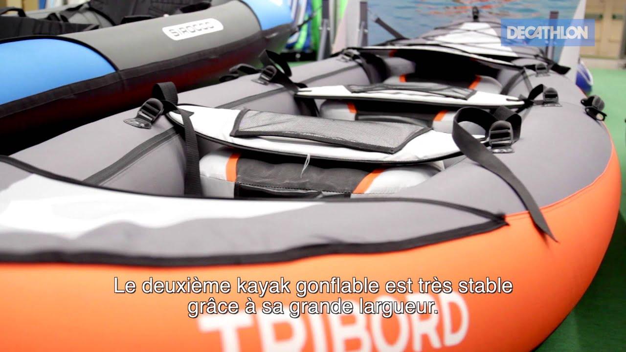 Decathlon Bateaux Gonflables Youtube