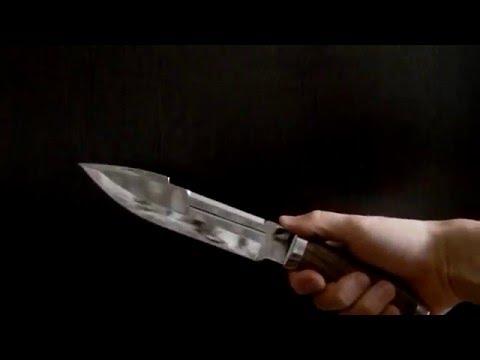 видеообзор ножа катран 1