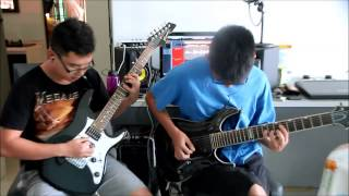 Blind Guardian - A Voice In The Dark (Twin Guitar Cover)
