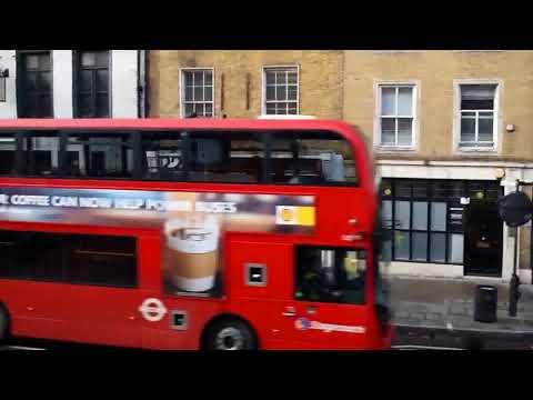 Чудеса света / Wonders Of The World. Лондонские автобусы.