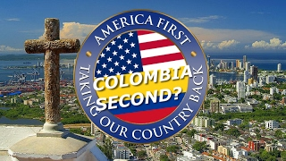 America First, COLOMBIA Second (OFFICIAL) | #everysecondcounts
