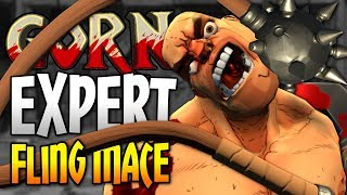 The Rubber Mace Master Gorn Vr Funny Moments 1