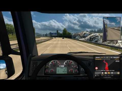 Euro Truck Simulator 2   Kiel to Hannover