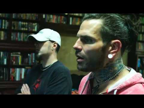 Peroxwhy?gen (Jeff Hardy & Junior Merrill) interview for their first album Plurality of Worlds.