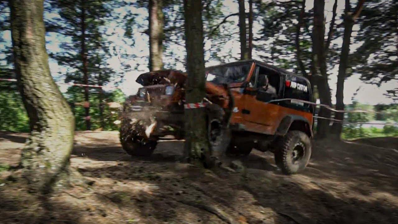 РАЗБИЛИ Jeep Wrangler!!! Джип-спринт.