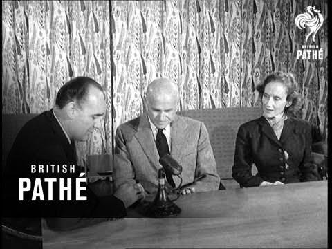 Sam Goldwyn Talks 1956