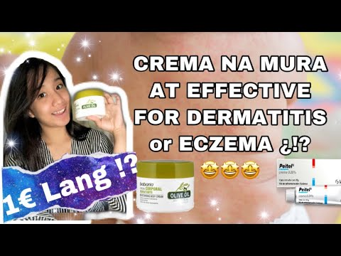 1 Euro Cream to Cure Eczema or Dermatitis
