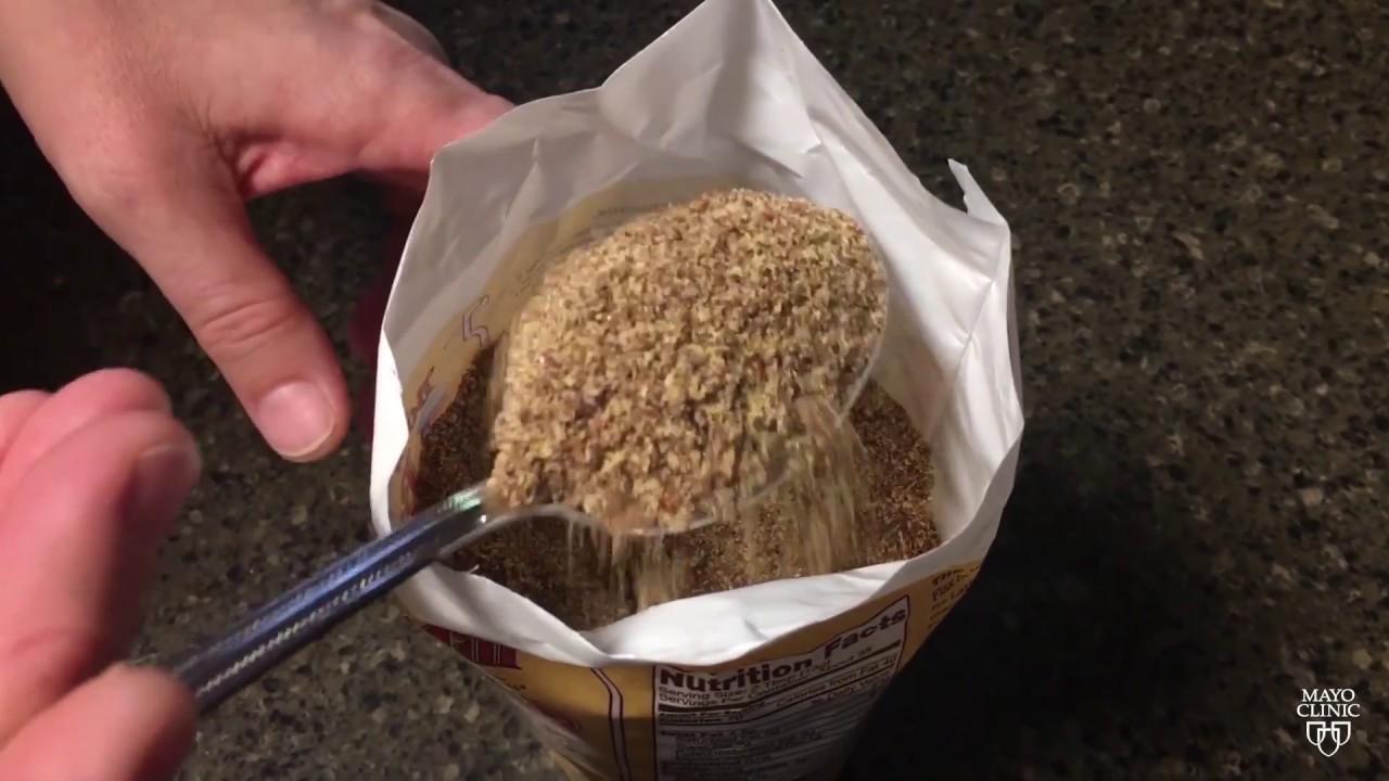 Mayo Clinic Minute: Flaxseed - Tiny seed, nutritional powerhouse ...
