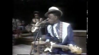 Live at ACL   Lightning Hopkins sings Going to Louisiana & That Woman Can't Carry No Heavy Load &The thumbnail
