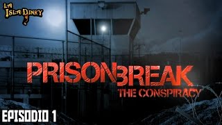 Prison Break: The Conspiracy - Ep. 1 - En Español - PC - 2010 - Zootfly