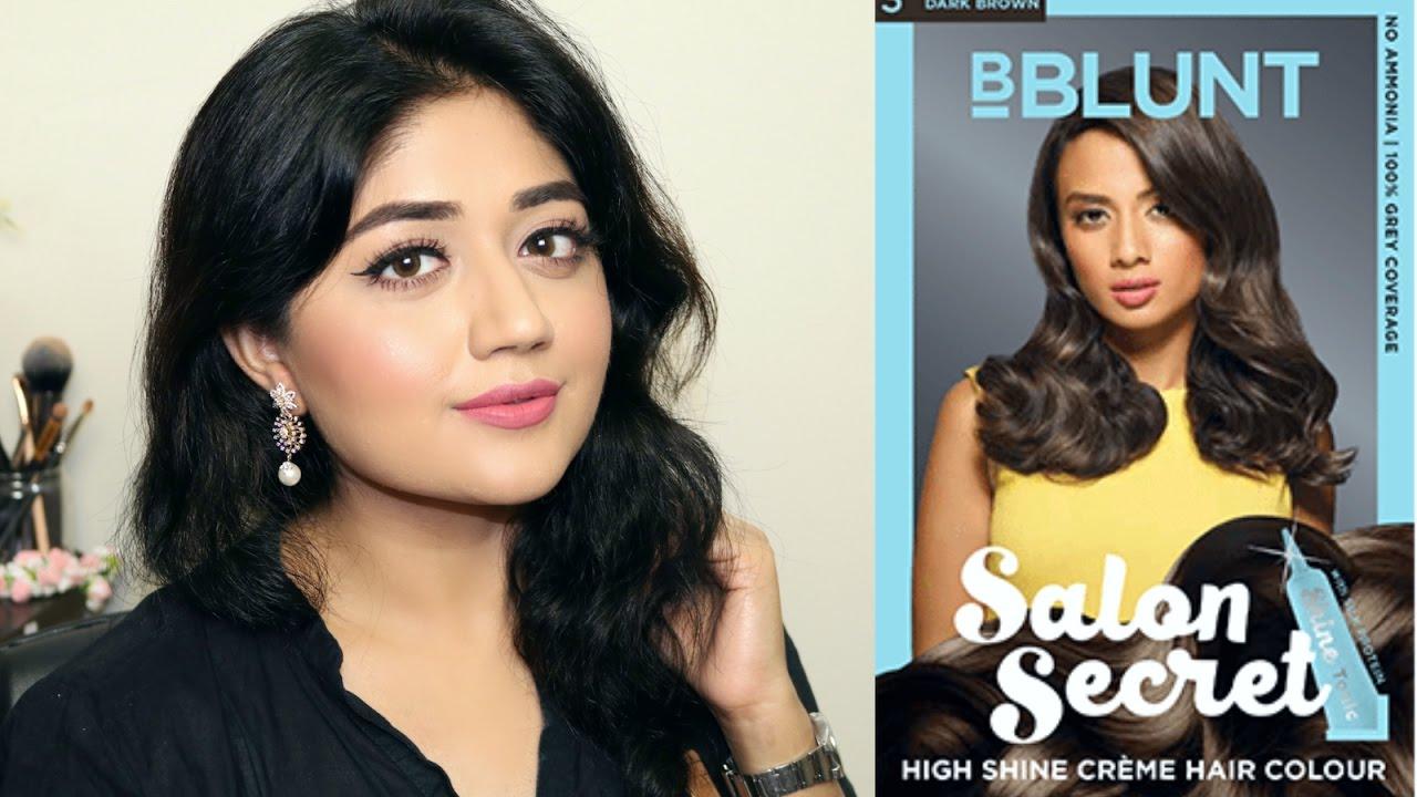 At home hair colouring tips bblunt salon secret for Bblunt salon secret