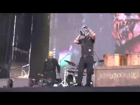 Mushroomhead Live Mexico Hell & Heaven 2016