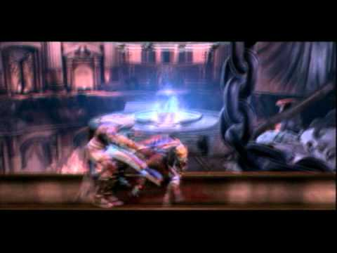 God of War 3 Walkthrough guia CAOS ZEUS TRUCO 17/18