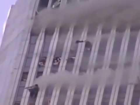 manusia CGI/kartun/special effect? WTC tower